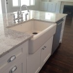Granite with Farm Sink