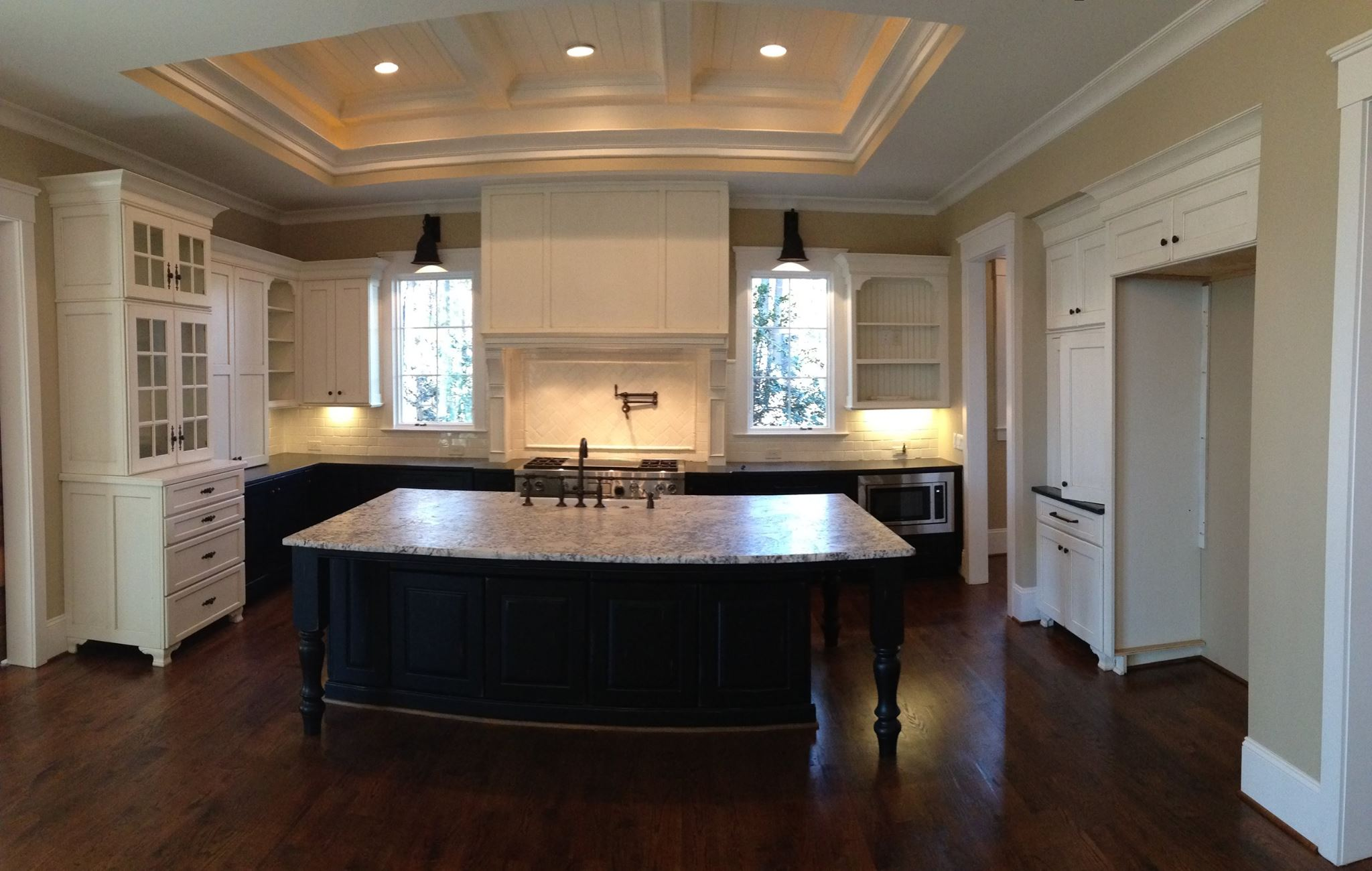 installed tops granite leathered adventures countertops counter christinas