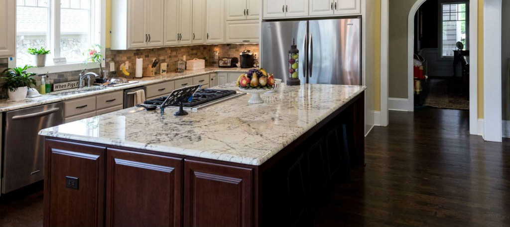 Fabricators of granite, marble, exotic & engineered stone