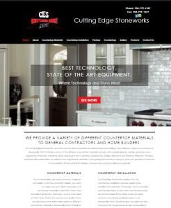 cutting edge website